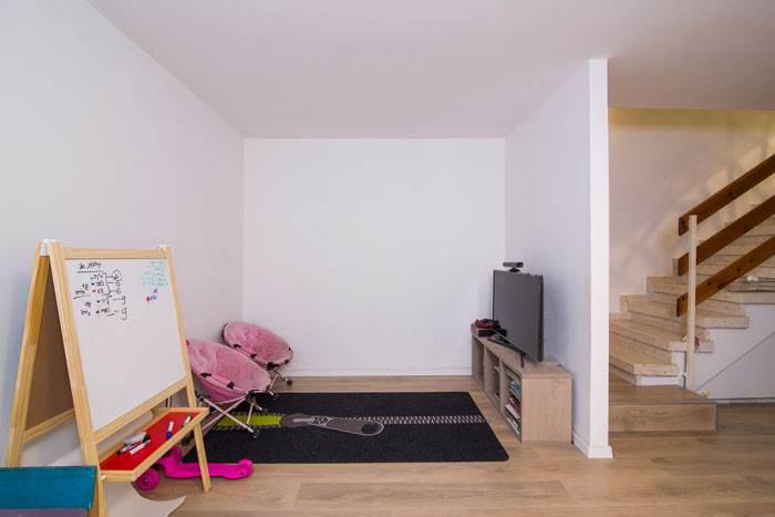 המרתף המישן הוסב לחדר משחקים לילדים עיצוב פנים: אופיר זיו | צילום: עידן גור