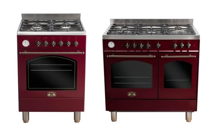 עיצוב התנור והאפשרות לבחור כל צבע שרוצים, הופכת את התנור לסוג של יצירת אמנות
