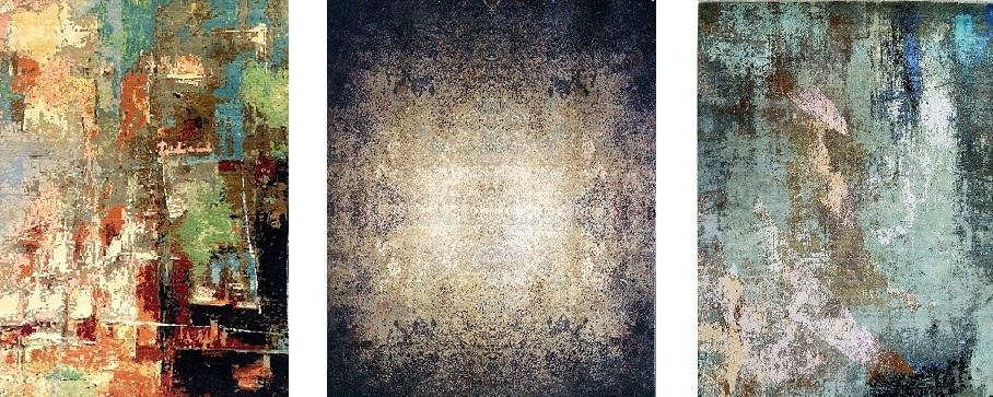 שטיחים ייחודיים ואמנותיים שעוצבו באיטליה