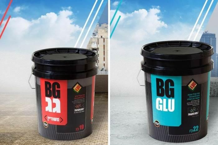 חומרי האיטום של BG