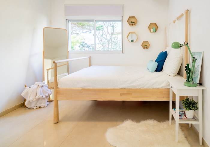 חדר השינה של הבת