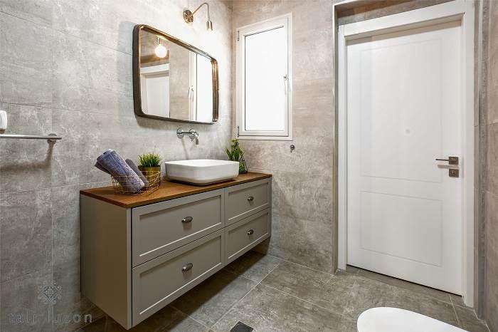 חדר אמבט צמוד ומפנק