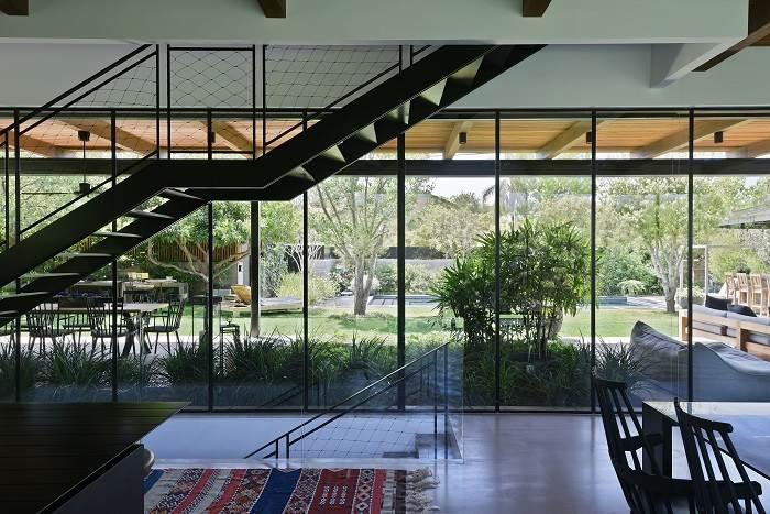 אורלי רובינזון - INDOOR OUTDOOR, אדריכלית ורד כהן בלטמן, צילום שי אדם