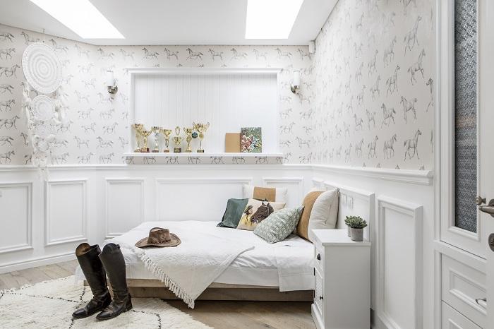 חדר שינה נטול חלון: שרה ונירית פרנקל, צילום איתי בנית