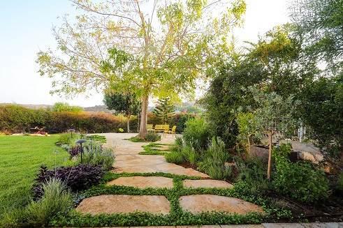 הסוד של גינונים לגינה נעימה