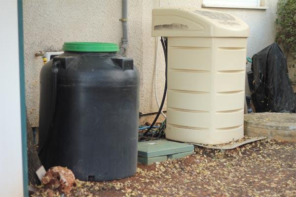 משמשת בעיקר לסינון מים בבתי דירות ובמבני ציבור וכוללת מיכל אגירה. מערכת ה-CLEARGREY  של חוליות