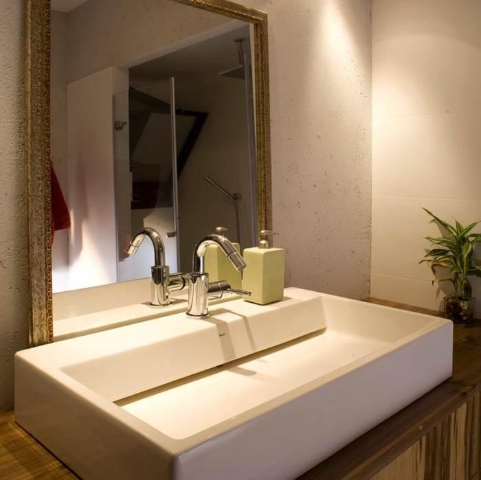 לא חייבים להתפרע. כיום ישנו מגוון רחב של עיצובים לחדרי אמבטיה ותוכלו לבחור לבד איפה להכניס את הטאצ