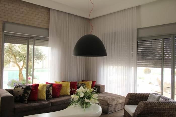 הלבשת הבית בצורה נכונה בכל חדריו, תתרום לחיזוק הרעיון הסגנוני שלכם, בפרטים הגדולים והקטנים כאחד (צילום: ג