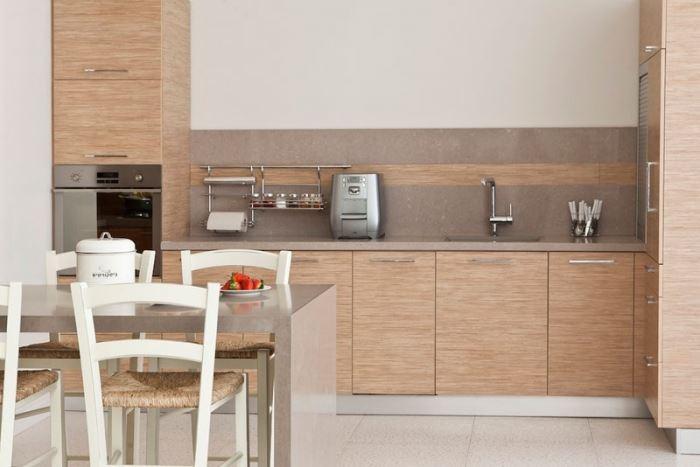 קמילה- 15,390 ¤ למטבח של קמילה. המחיר אינו כולל את משטח העבודה, הכיור, הברז ומכשירי חשמל (צילום:יח