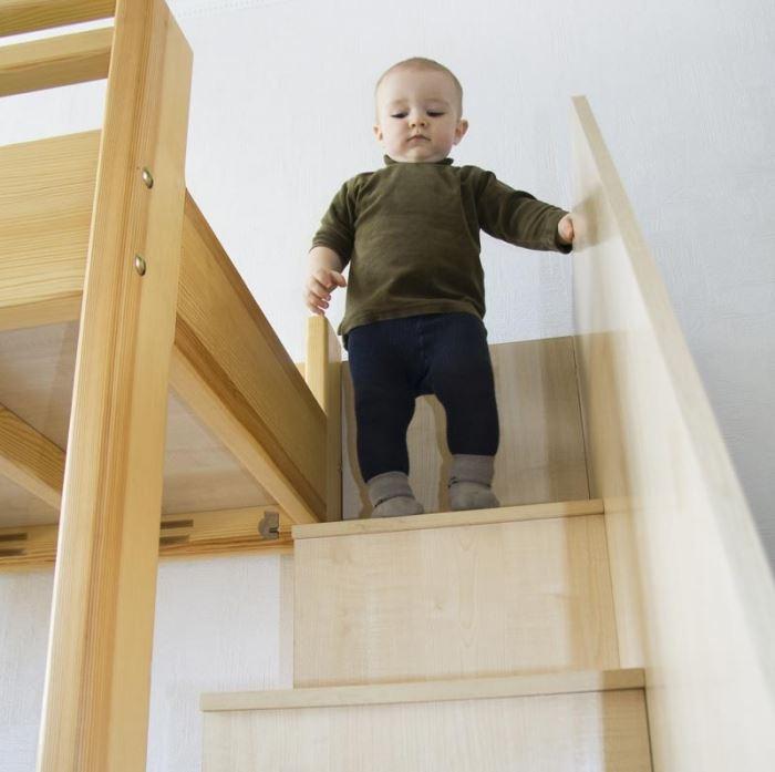 כשני שליש מהאשפוזים של ילדים עקב היפגעות, נגרמים כתוצאה מתאונות בבית (צילום: fotolia)