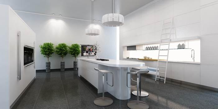 השקעה במכלול הפריטים הקיימים בחדר - חלק בלתי נפרד מרכישת מטבח חדש (צילום: מטבחי דקור)
