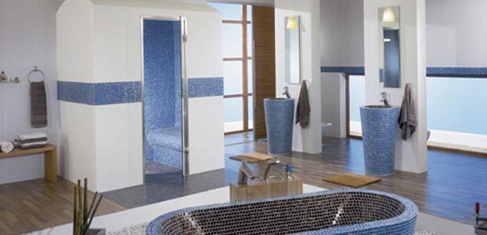 לא מתפשרים על עיצוב - לוחות WEDI כתשתית לעיצוב יבש של חדר הרחצה