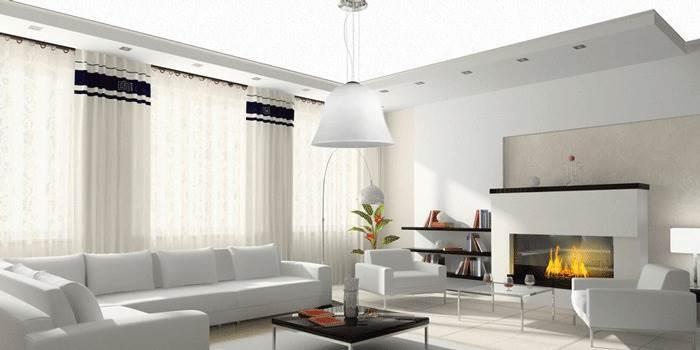 לחשוב מראש על כל התרחישים - בחירת גופי תאורה לסלון