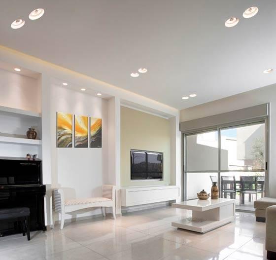 מיוחדים כל המידע על גופי תאורה שקועים - המדריך לשיפוץ הבית | הדירה - פורטל LI-94