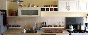 במקום מטבח חדש, מטבח מחודש: שדרוג המטבח פרק א´