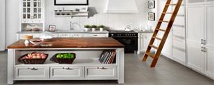 הקאנטרי אצלך במטבח:  עיצוב מטבחים בסגנון כפרי