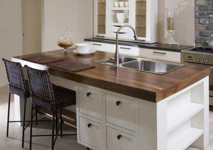 מפואר משטח למטבח - המדריך לשיפוץ הבית | הדירה - פורטל לעיצוב הבית TD-83