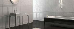 קרמיקה לאמבטיה: אריחים שתרצו לארח אצלכם