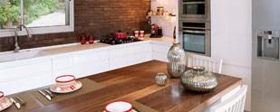 חיפוי קירות במטבח: כל החומרים, העיצובים והמחירים