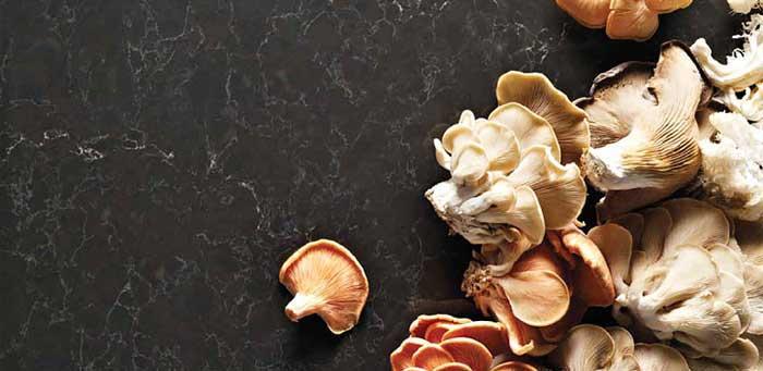 מרבדים של טבע: משטחים מעוצבים למטבח