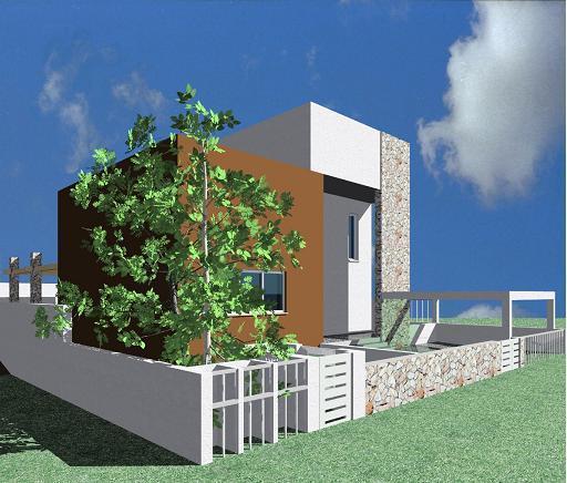 בית פרטי, מזכרת בתיה - אדריכל דורון שטיינברג
