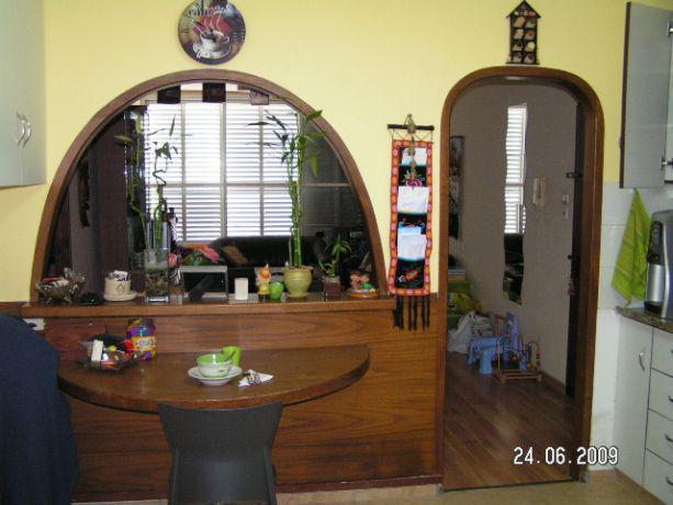 מטבח וסלון - J.K Designs