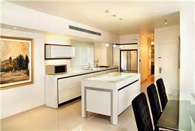מטבח, דירה, תל אביב - רונית ששון