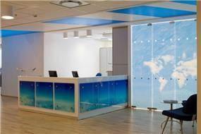 משרדי אייר פרנס ו-KLM