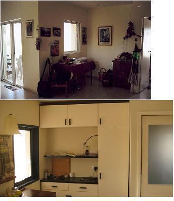 בית פרטי, מיתר- לפני ואחרי