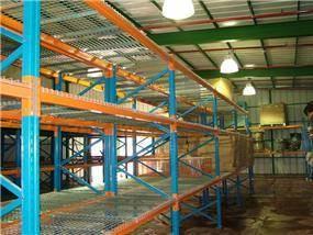 מחסן טכני ובתי מלאכה - LimaZulu Design
