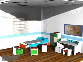 רהיטי ילדים - LimaZulu Design