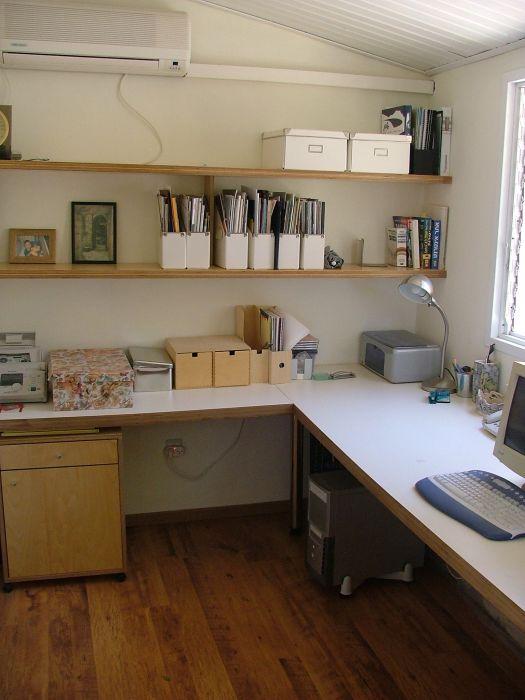 משרד מינימליסטי