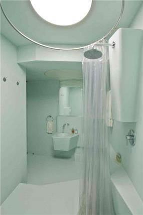 חדר רחצה - b.bos architects