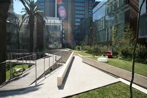 עיצוב נוף, מקסיקו - b.bos architects