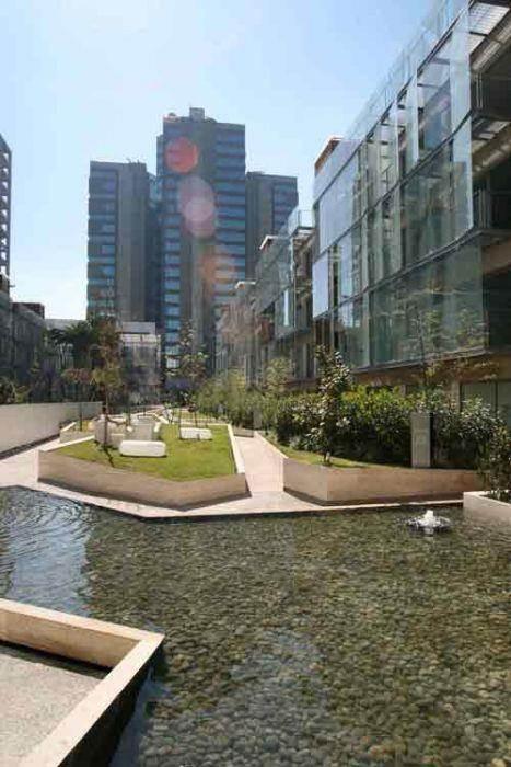 פרוייקט נוף, מקסיקו - b.bos architects