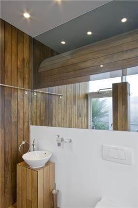 חדר מקלחת - b.bos architects