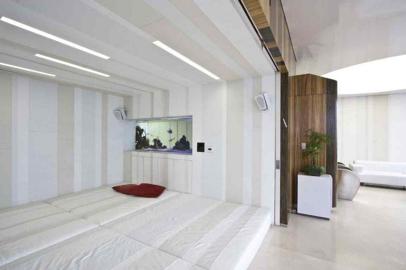 פינת טלויזיה - b.bos architects