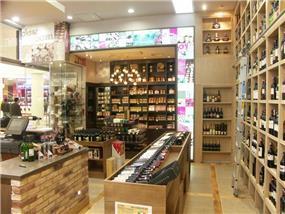 רשת חנויות winebar