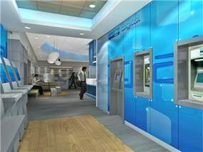 חלל מסחרי- בנק