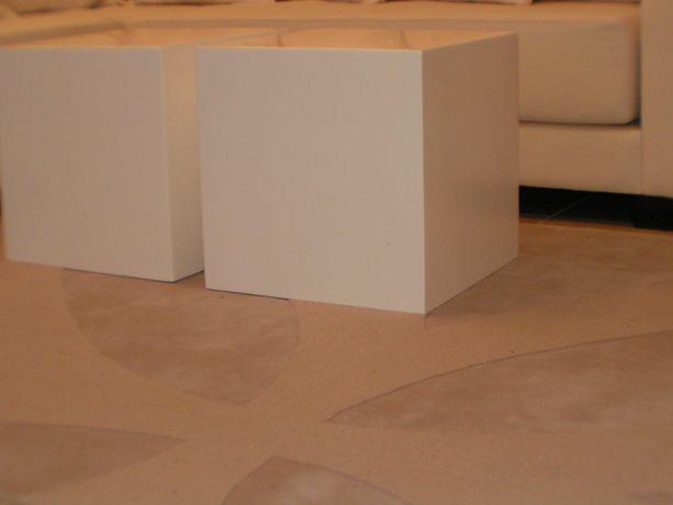 שולחן סלון  קוביות ניידות, סטודיו BENE