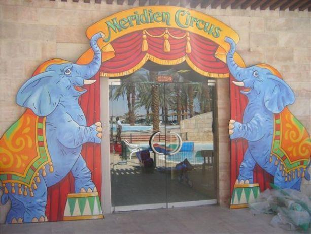 מועדון הילדים של רשת מלונות פתאל בעיצוב סטודיו BENE