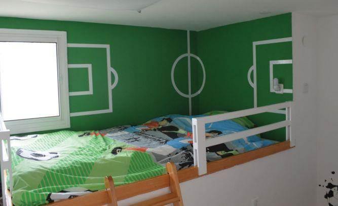 חדר בנים מעוצב, סטודיו BENE