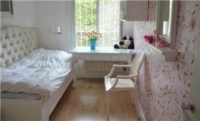 חדר לבת בגווני פסטל, סטודיו BENE