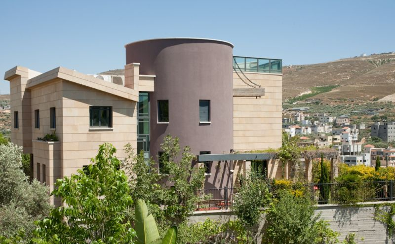מבט צידי - בית פרטי בכפר כנא