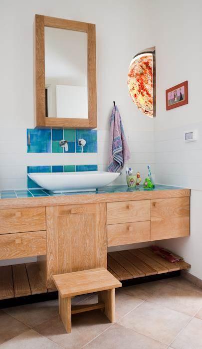 אמבטית ילדים - בית פרטי בגבע כרמל