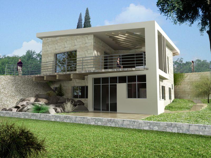 בית פרטי, זכרון יעקב - נ.ת.ע אדריכלות בעמ