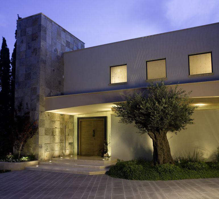 בית פרטי, קיסריה - נ.ת.ע אדריכלות בעמ
