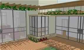 בית פרטי, יוקנעם המושבה - נ.ת.ע אדריכלות בעמ