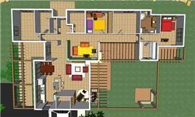 בית פרטי, יקנעם המושבה - נ.ת.ע אדריכלות בעמ