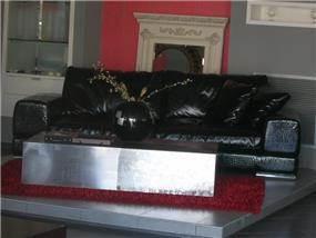 ספה מעור